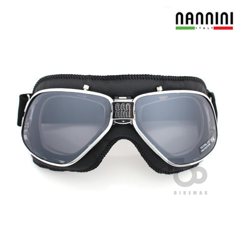 NANNINI  CRUISER   - chrome/black -  난니니고글입점!!