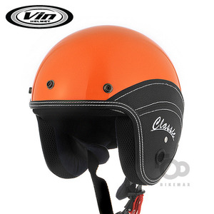 VIN helmetClassic Jets- orange -빈헬멧입점!!!