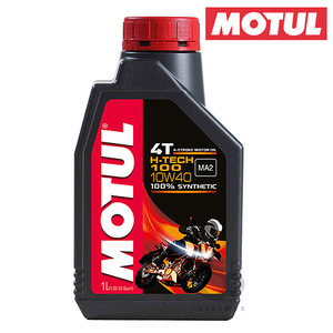 MOTULLUBRICANTS4T 100%SYTHETIC- H-TECH -1개당가격!!모툴오일입점!!