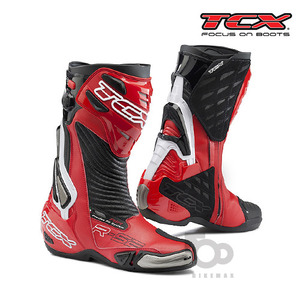 TCXR-S2EVO- red/black -TCX부츠입점!!