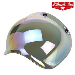 BiltwellBUBBLE SHIELD버블쉴드- rainbow mirror -빌트웰헬멧입점!!