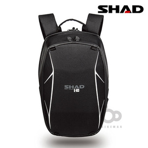 SHAD   SEMI RIGID BACKAPACK 백팩  - black -   샤드입점!!